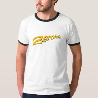 Zeroids logo ringer shirt