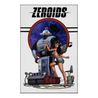 Zeroids Preview Poster