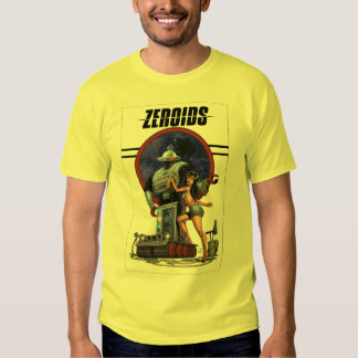 Zeroids shirt