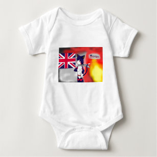 Zeron gifts on zazzle zeron baby bodysuit stopboris Choice Image