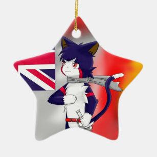 Zeron gifts on zazzle zeron ceramic ornament stopboris Choice Image