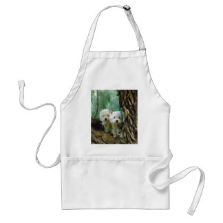 Zest and Donna(Mother and Daughter Take 2) Adult Apron