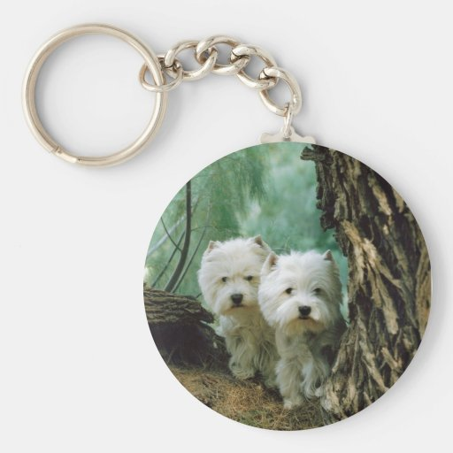 Zest and Donna(Mother and Daughter Take 2) Key Chain