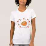 Zest for Life (orange) T Shirt