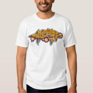 Zest graffiti - styles t shirt