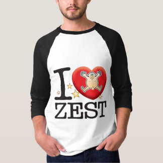 Zest Love Man T-shirt