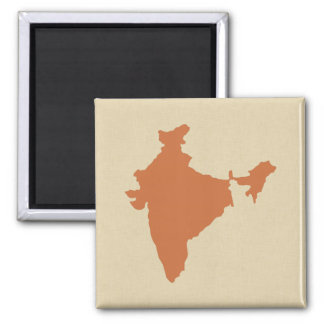 Zest Spice Moods India Magnet