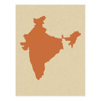 Zest Spice Moods India Postcards
