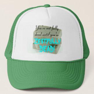 Zestfully Dead Trucker Hat