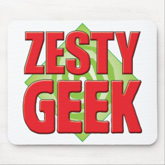 Zesty Geek v2 Mouse Pad