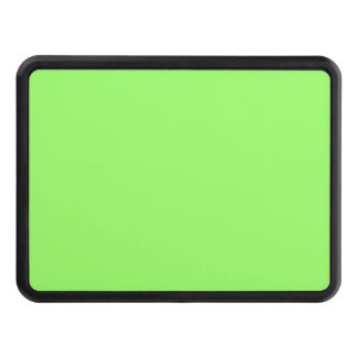 Zesty Key Lime Color Tow Hitch Cover