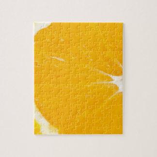 Zesty orange. jigsaw puzzle