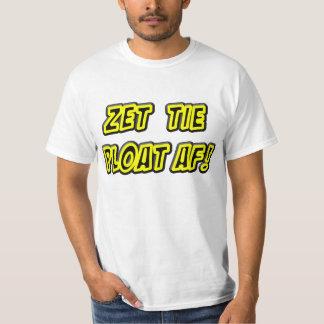 Zet die plaat af T-Shirt