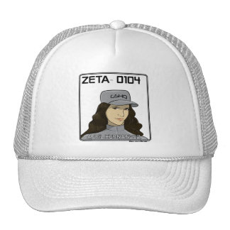 ZETA 0104 - April Hernandez Trucker Hat