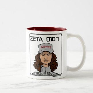 ZETA 0107 - Kelsey Katz Two-Tone Coffee Mug