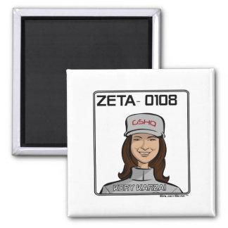 ZETA 0108 - Kory Karzai Magnet