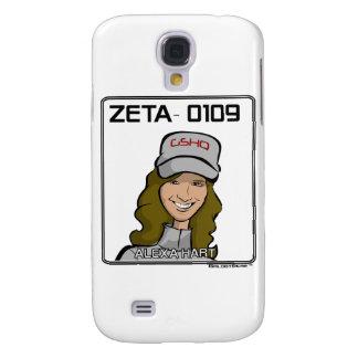 ZETA 0109 - Alexa Hart Samsung S4 Case