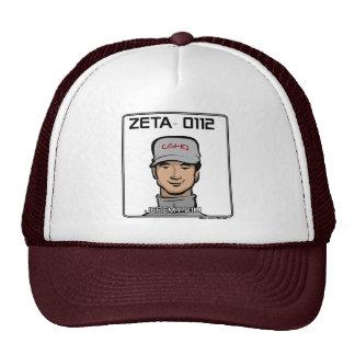 ZETA 0112 - Jeremy Kim Trucker Hat