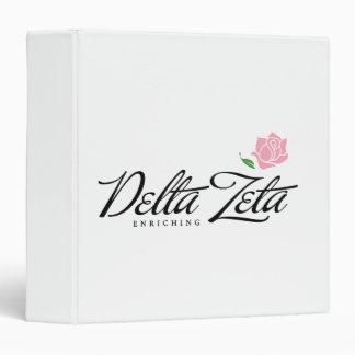 """Zeta del delta - enriqueciendo carpeta 1 1/2"""""""