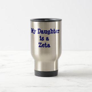 Zeta Phi Beta Mom mug