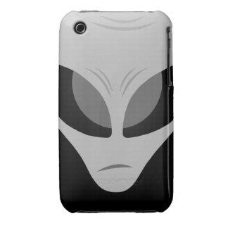 Zeta Reticulan Alien Case-Mate iPhone 3 Cases