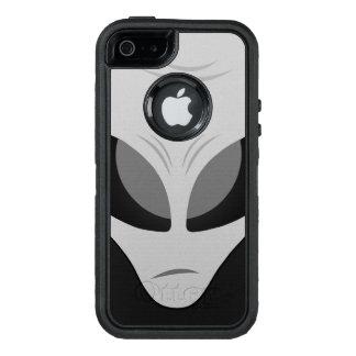 Zeta Reticulan Alien OtterBox iPhone 5/5s/SE Case