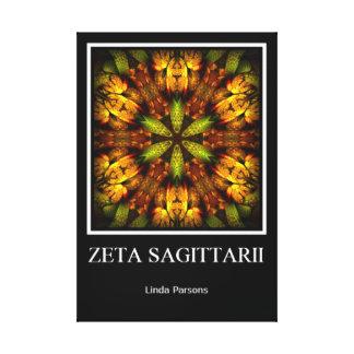 Zeta Sagittarii Impresión En Lona