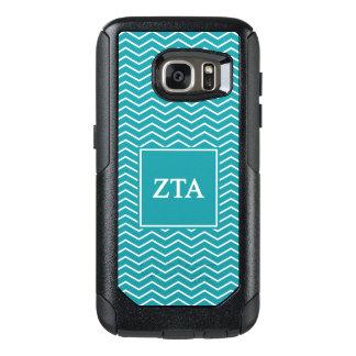 Zeta Tau Alpha | Chevron Pattern OtterBox Samsung Galaxy S7 Case