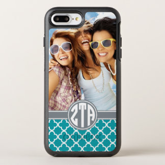 Zeta Tau Alpha | Monogram and Photo OtterBox Symmetry iPhone 7 Plus Case
