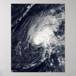 Zeta tropical de la tormenta póster