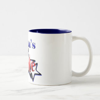 Zeta's Vote! Mug