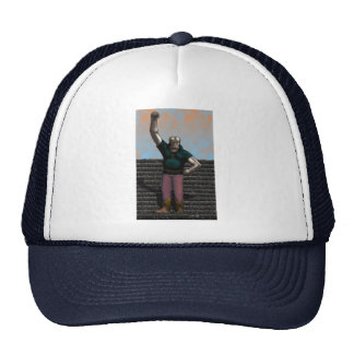 Zetto V8 Mesh Hat