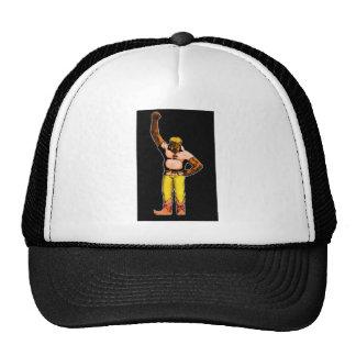 Zetto V9 5 Mesh Hat