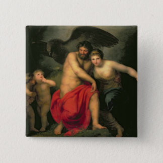 Zeus and Hera on Mount Ida, 1775 Button