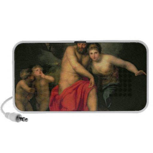 Zeus and Hera on Mount Ida, 1775 Travelling Speakers