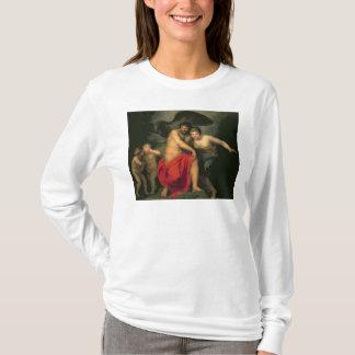 Zeus and Hera on Mount Ida, 1775 T-Shirt