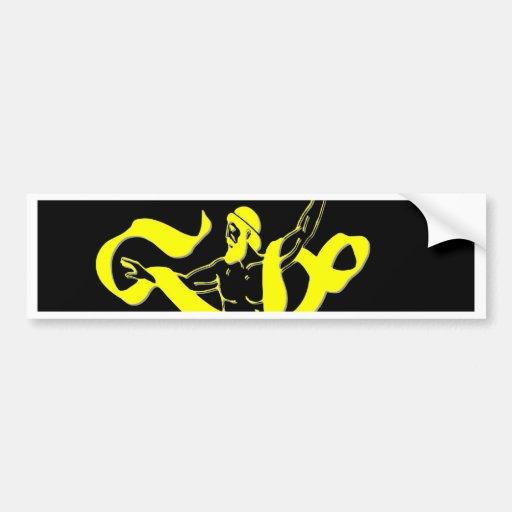 Zeus Bumper Stickers