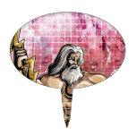 Zeus Decoración Para Tarta