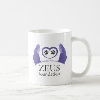 Zeus Foundation Merchandise Coffee Mug