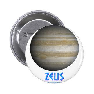 Zeus - Júpiter - dios de viejo Pin