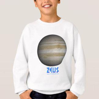 Zeus - Júpiter - dios de viejo Sudadera