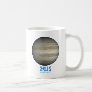 Zeus - Jupiter - God of Old Coffee Mug