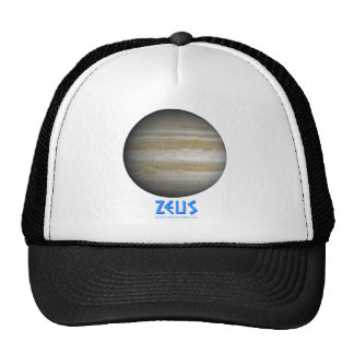 Zeus - Jupiter - God of Old Trucker Hat
