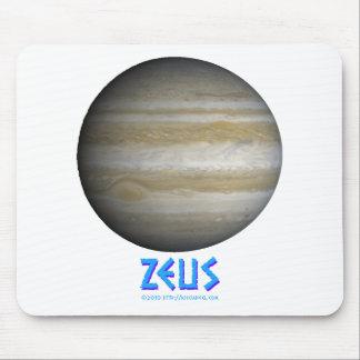 Zeus - Jupiter - God of Old Mouse Pad
