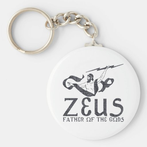 Zeus Llavero Redondo Tipo Pin