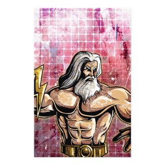 Zeus Papelería Personalizada