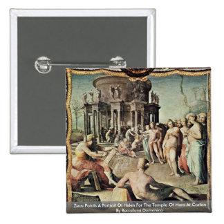 Zeus pinta un retrato de Helen para el templo Pins