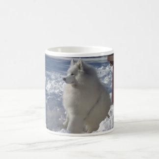 zeus_snow_21dec09_1 coffee mug