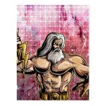 Zeus Tarjeta Postal