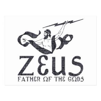 Zeus Tarjetas Postales